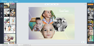 Fotojet has a ton of collage templates with a plethora of themes