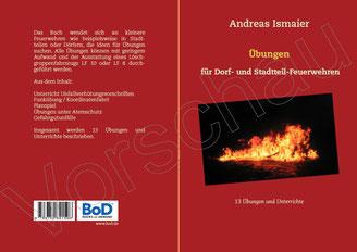 Buchcover: Spiele und Übungen für Jugendfeuerwehren