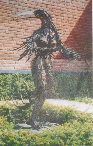 ********* Arild Veld: De Kraaivrouw ********* De Gelderlander - 19 februari 2004