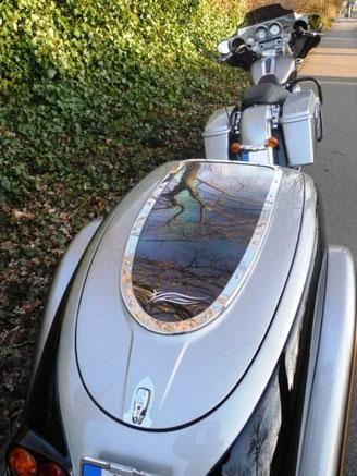 Motorradbestattungen - Gespann