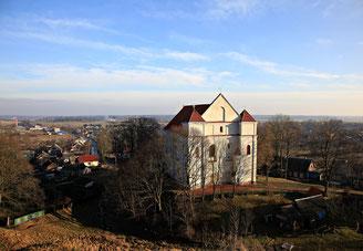 Фарный костел в Новогрудке