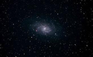 Messier 33, Foto: Michael Endig