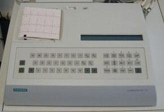 Siemens Cardiostat 31 für Medizin und Praxis