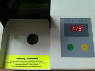 Pfaff technik & medizin Bilimeter 2 für die Chromatographie/ Chemie
