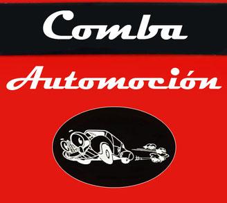 Logo Comba Automoción, taller en Atarfe