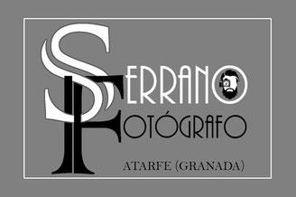 Logo Serrano Fotografo, Atarfe