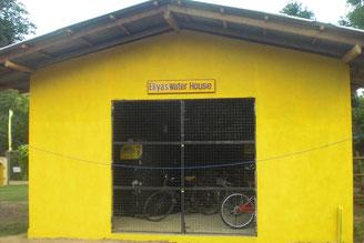Eliya´s Wasserspeicher Haus