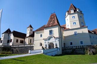 Heiraten im Schloss Kornberg in Feldbach