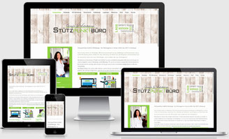 Responsive Webdesign - Ansicht verschiedene Medien