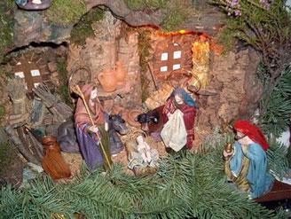 Рождественские вертепы в Каталонии