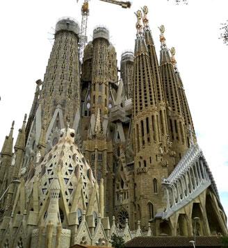 Базилика Святого Семейства, Барселона