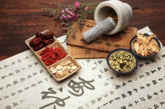 Основы китайской гербологии