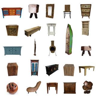 Von Hand gefertigte, aussergewöhnliche Möbel zu Outlet Preisen ...