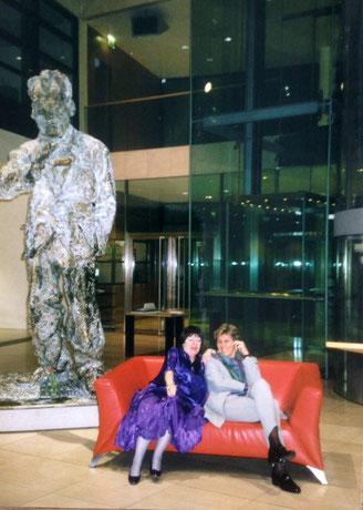 Bild: Foto: Berlin Willy-Brandt-Haus, Lissy Gönner und Karin Junker