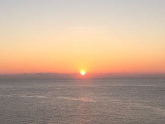 2018年1月1日 熱海の初日の出