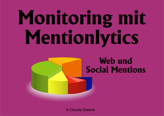 Monitoring Tool für Web und Social Mentions