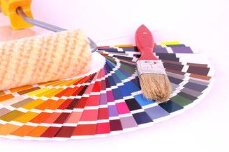 harmonische Farbgestaltung