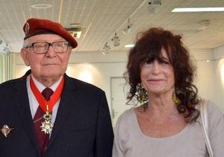 Mireille et René BARADEL