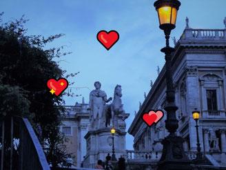 Рим для влюбленных, Капитолий фото