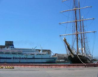 Круизные лайнеры Рим, Чивитавеккия фото