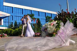Свадебная фотосессия в Туапсе