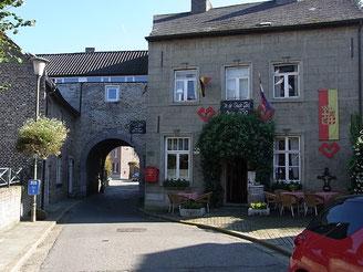 Alter Torbogen in Oud Rekem
