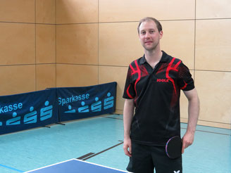 Fabian Moritz hat am Wochenende Hansi Fischer geschlagen