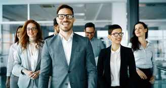 Führungskräfte im Unternehmen entwickeln