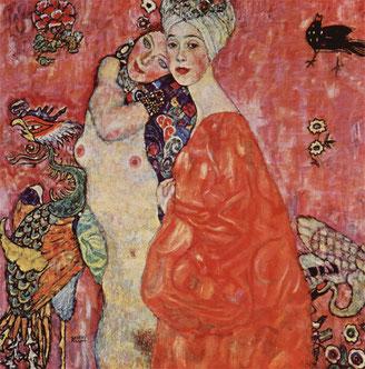 Lienzo de Klimt que inspiró a la dramaturga