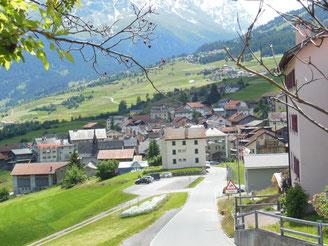 Dorf Salouf
