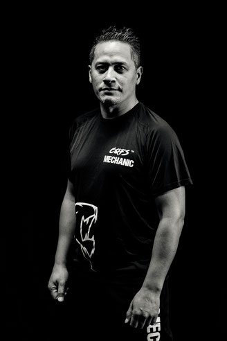 Erwald Voll - Mechanic/ Coach