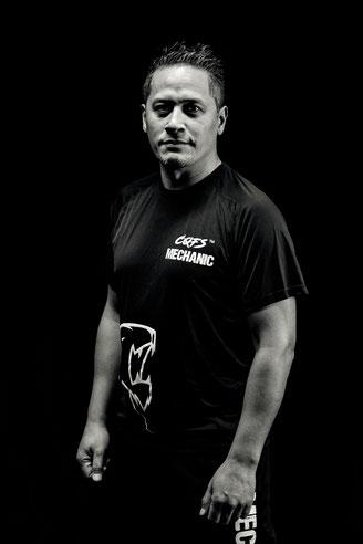 Erwald Voll - Advanced Mechanic/ Coach