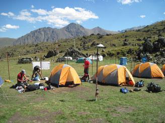 Basecamp Elbrus