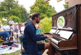 Kupas Klavier Konzert Leipzig Tastentage