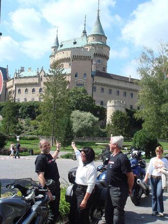 Das Märchenschloss Bojnice