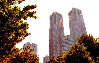 Tokyo Metropolitan Gouvernment Building