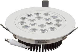 Bild: LED Downlight 18W