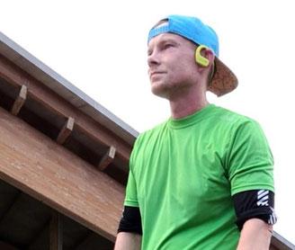 André Horn möchte in Litauen einen Halbmarathon laufen.