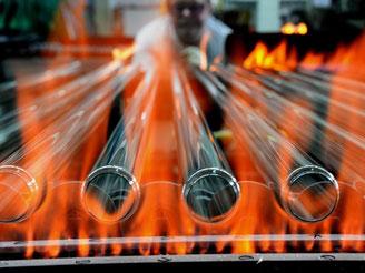 Getrieben durch Großaufträge gingen bei den Elektrobetrieben 17,9 Prozent mehr Bestellungen ein als vor einem Jahr. Foto: Hendrik Schmidt