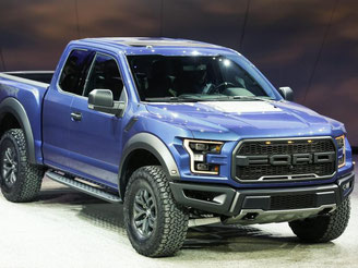 Ein Mercedes-Pickup wäre eine Nummer kleiner als die amerikanischen Platzhirsche wie der F-150 von Ford. Foto: Tannen Maury