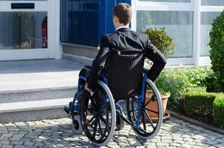 Der Alltag für Behinderte ist oftmals nicht einfach