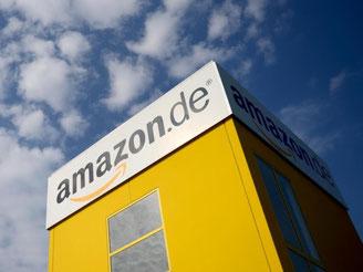 Die Amazon-Standorte in Leipzig und Bad Hersfeld werden bestreikt. Foto: Uwe Zucchi/Archiv
