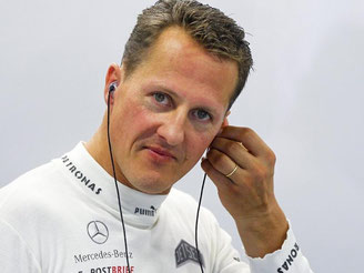 Bei den meistgesuchten Personen belegte in diesem Jahr der nach einem Ski-Unfall schwer verletzte Michael Schumacher den ersten Platz. Foto: Diego Azubel