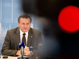 Der baden-württembergische FDP-Spitzenkandidat Hans-Ulrich Rülke. Foto: Sebastian Kahnert/Archiv