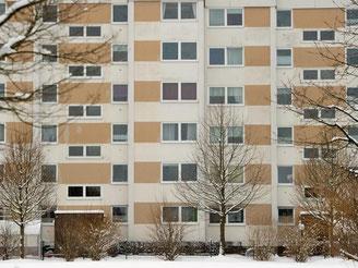 Zu den von der Immobilengesellschaft Patrizia verwalteten Immobilien gehören auch 32 000 GBW-Wohnungen. Foto: Sven Hoppe/Archiv