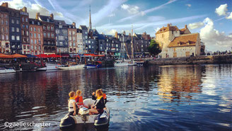 Photo de Honfleur en Haute-Normandie