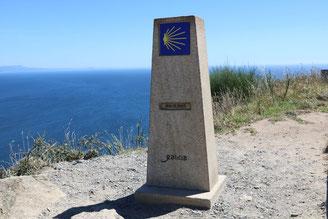 Finisterre: fine del Camino di Santiago