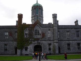 Galway: l'università nazionale