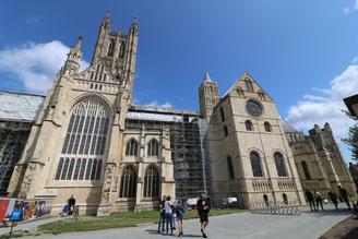 Canterbury: l'Abbazia