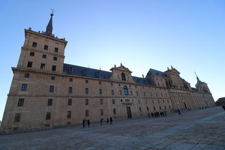 El Escorial: il Monastero di San Lorenzo